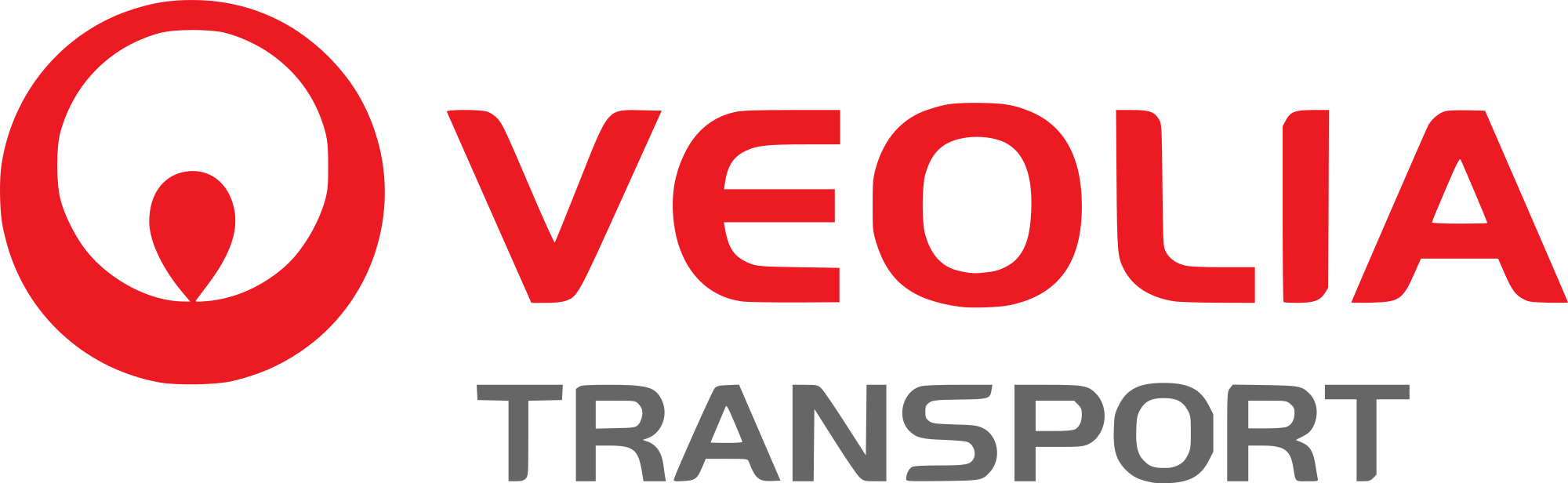 Logotipo de Veolia Transport